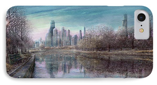 Winter Serenity Snow Phone Case by Doug Kreuger