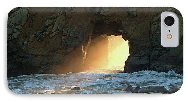 Winter Solstice Sunset In Big Sur IPhone Case
