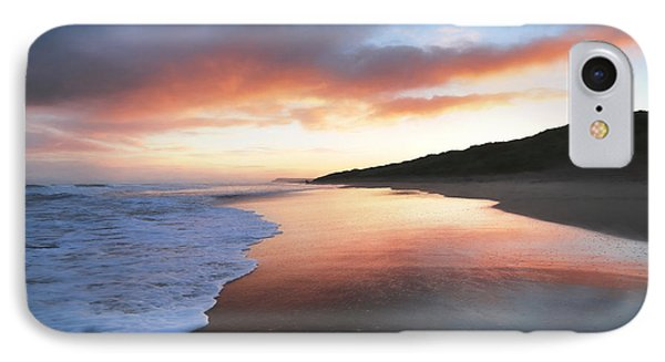 Winter Sunrise IPhone Case by Roy McPeak