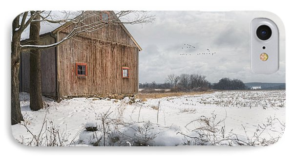 Winter Warmth IPhone Case by Bill Wakeley