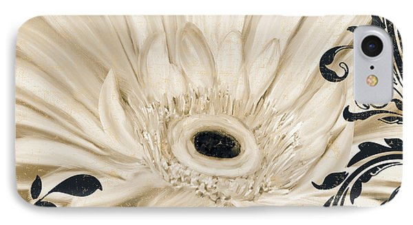 Winter White I IPhone Case by Mindy Sommers