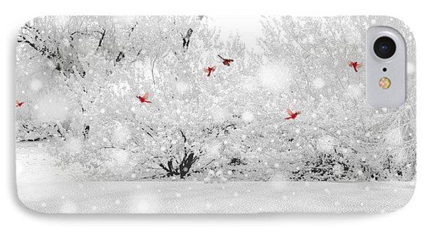 Winter, Winter IPhone Case