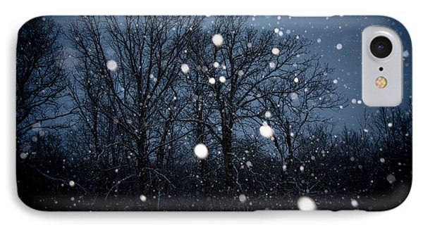 IPhone Case featuring the photograph Winter Wonder by Annette Berglund