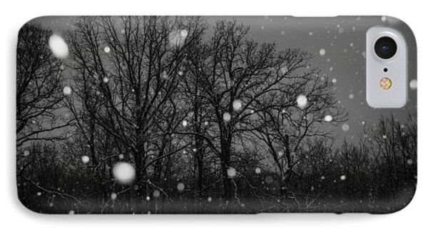 IPhone Case featuring the photograph Winter Wonderland by Annette Berglund