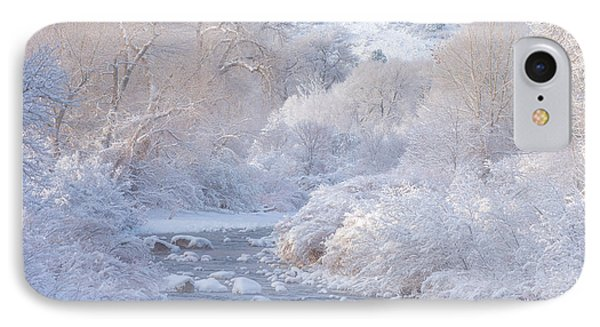 Winter Wonderland - Colorado IPhone Case by Darren White