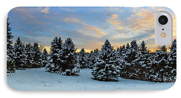 IPhone Case featuring the photograph Winter Wonderland  by Emmanuel Panagiotakis