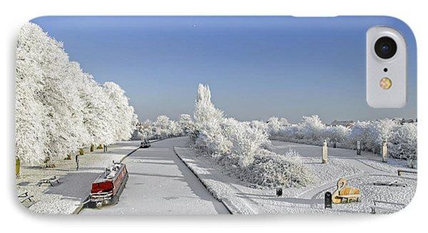 Winter Wonderland Phone Case by Rod Johnson