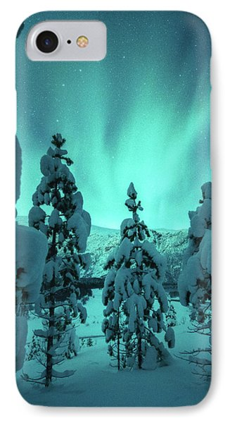 Winterland IPhone Case by Tor-Ivar Naess