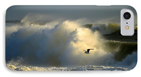Winter's Passing IPhone Case by Dianne Cowen