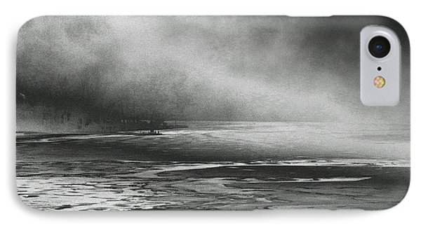 IPhone Case featuring the photograph Winter's Song by Steven Huszar