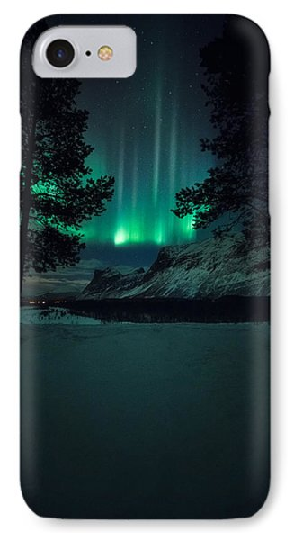 Winterspell IPhone Case by Tor-Ivar Naess