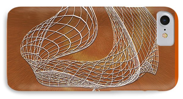Wires Of Illusions IPhone Case