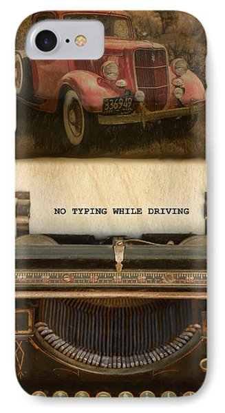 IPhone Case featuring the photograph Wisdom by Robin-Lee Vieira
