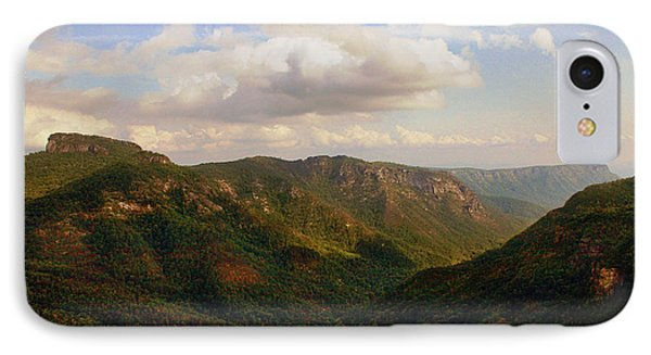 IPhone Case featuring the photograph Wiseman's View by Jessica Brawley