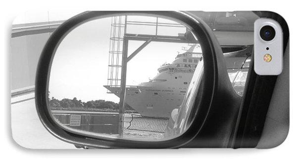 wish I was on that cruise ship... Phone Case by WaLdEmAr BoRrErO