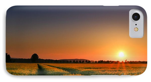 IPhone Case featuring the photograph Wish You Were Here by Franziskus Pfleghart