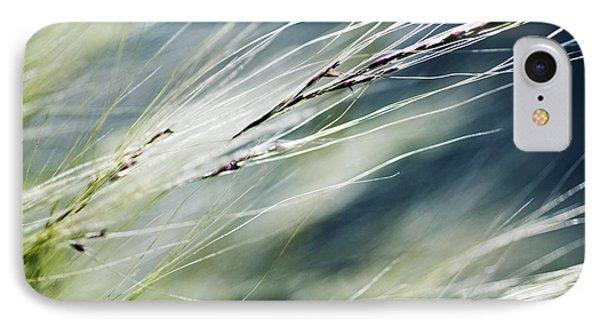 Wispy Grass Phone Case by Ray Laskowitz - Printscapes