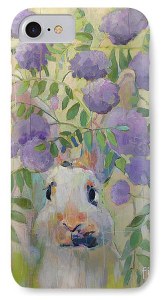 Wisteria IPhone Case by Kimberly Santini