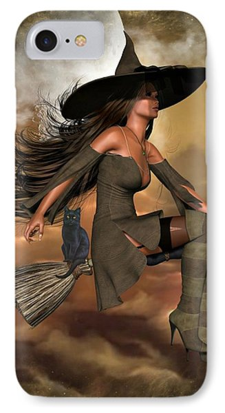 Witch Way  IPhone Case