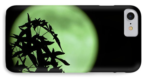 IPhone Case featuring the photograph Witching Hour by DigiArt Diaries by Vicky B Fuller
