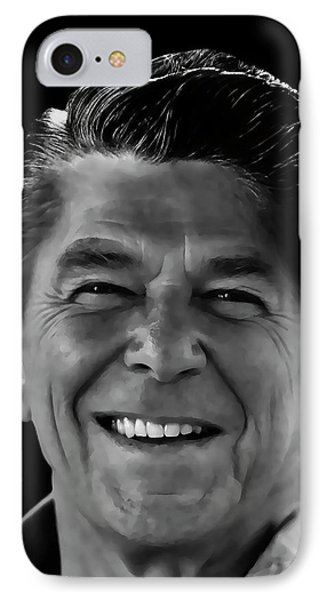 IPhone Case featuring the mixed media With A Glint In His Eye ..... by Daniel Hagerman