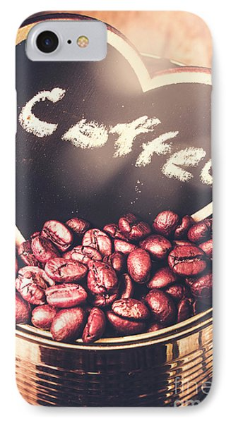With Light And Coffee Love IPhone Case by Jorgo Photography - Wall Art Gallery