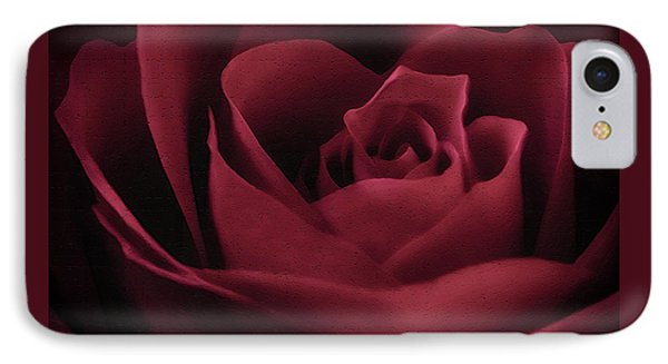 With This Rose IPhone Case