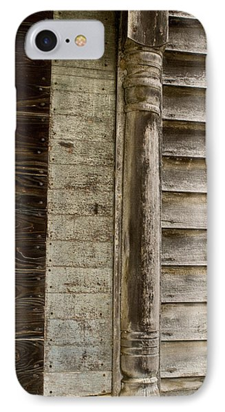 Withered House Decorations IPhone Case by Douglas Barnett