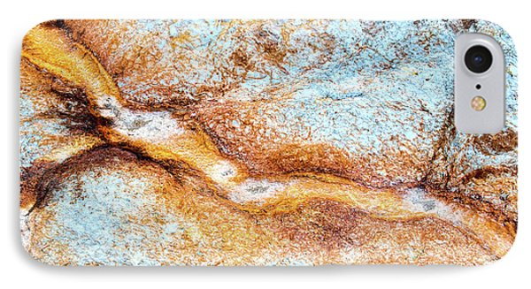 Within The Rock Itself IPhone Case by Tim Gainey