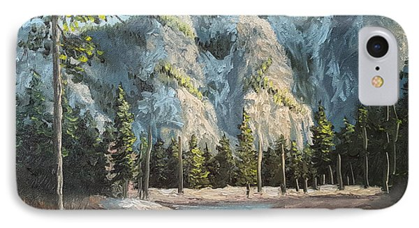 Within Yosemite IPhone Case
