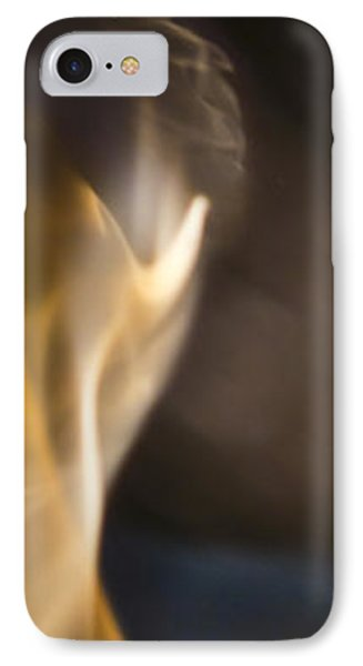 IPhone Case featuring the photograph Witnessed by Steven Poulton