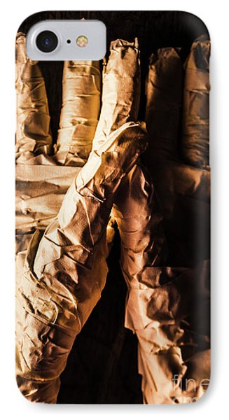 Wizened Horror Hands IPhone Case by Jorgo Photography - Wall Art Gallery