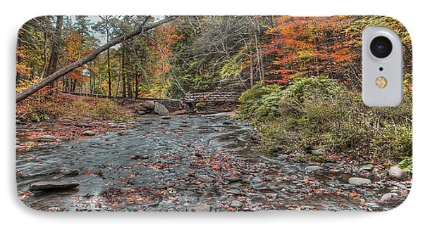 Wolf Creek At Letchworth State Park, Ny IPhone Case