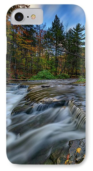 Wolf Creek Autumn IPhone Case