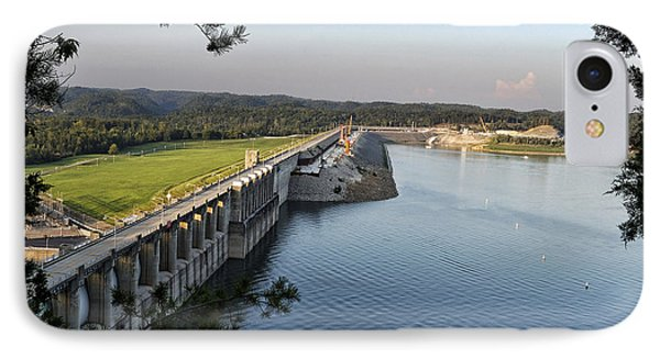 Wolf Creek Dam IPhone Case