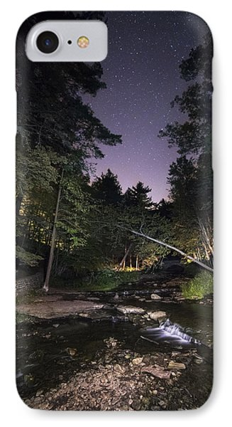 Wolf Creek Starry Night IPhone Case