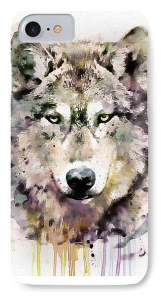 Wolf Head IPhone 7 Case