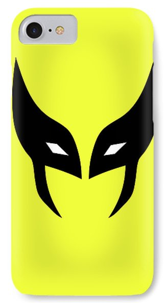 Wolverine IPhone Case by Caio Caldas
