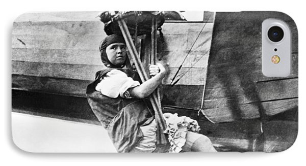 Woman Barnstormer, 1913 IPhone Case