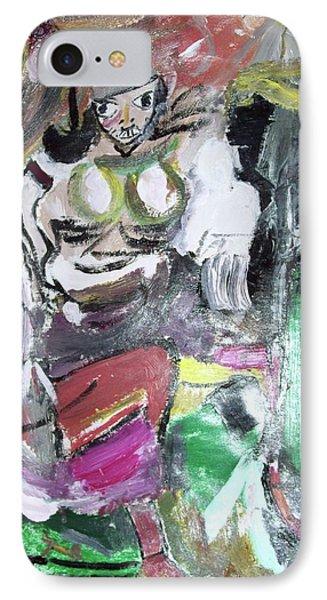 Women Art 102 IPhone Case