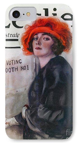 Women Voting, 1920 Phone Case by Granger