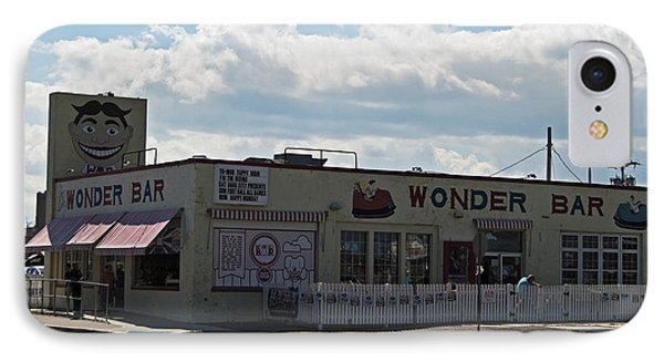 Wonder Bar Asbury Park Nj IPhone Case by Elsa Marie Santoro