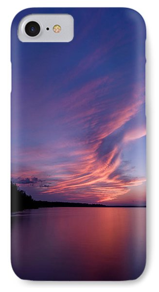IPhone Case featuring the photograph Wonderful Skeleton Lake Sunset by Darcy Michaelchuk