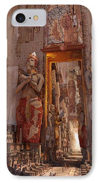 Wonders Door To The Luxor IPhone Case