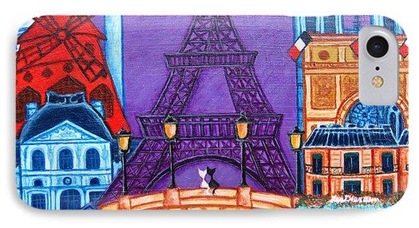 Wonders Of Paris IPhone Case