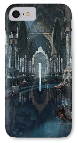 Wonders The Canal Of Isfahan IPhone Case by Te Hu