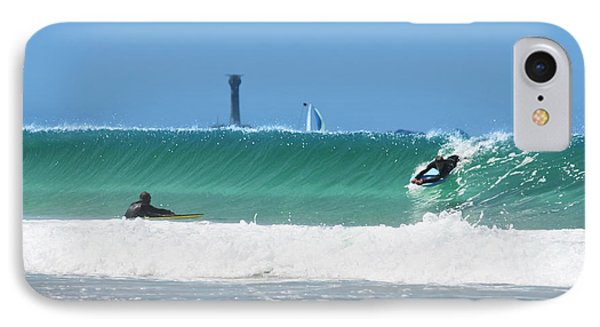IPhone Case featuring the photograph Wonderwall by Terri Waters