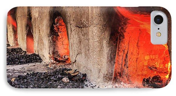 Wood Burning Ovens IPhone Case