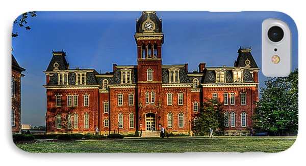 Woodburn Hall In Morning Phone Case by Dan Friend