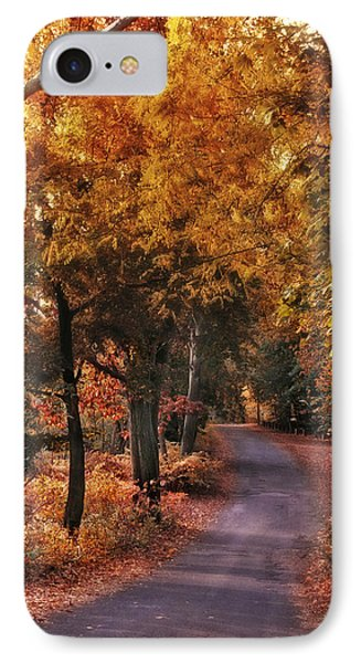 Woodland Path IPhone Case